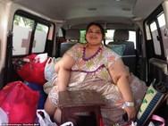 H πιο παχιά γυναίκα της Ασίας έχασε... 210 κιλά (φωτο)