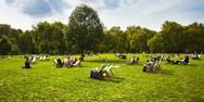 Ζευγάρι έκανε σεξ σε... πάρκο του Λονδίνου (φωτο)