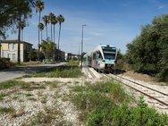 Το τραινάκι ταξιδεύει από την Πάτρα στα δυτικά του νομού - Υπέροχη διαδρομή (φωτο)