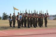 Διεξήχθησαν οι Eτήσιοι Eσωτερικοί Στρατιωτικοί Aθλητικοί Αγώνες «Βελισσαρίου-Παπαρόδου» (φωτο)