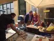 Γρηγόρης Αλεξόπουλος - Βρέθηκε σε λαϊκή αγορά της Πάτρας (φωτο)