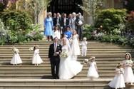 Η Lady Gabriella Windsor παντρεύτηκε τον εκλεκτό της καρδιάς της! (φωτο)