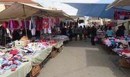 Αίγιο: Πωλούσε παράνομα προϊόντα σε λαϊκή