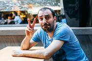 Γιώργος Χατζηπαύλου: «Δεν κάνω φάρσες, ειδικά στο σπίτι μου»
