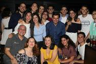 Πάτρα - Κέφι και αισιοδοξία από πλήθος νέων στο party του 'σπιράλ' (φωτο)