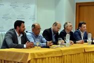 Κόσμος και μεγάλο ενδιαφέρον στην εκδήλωση του Βασίλη Σιαδήμα για την 'Έξυπνη Πάτρα' (pics)