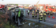 Τροχαίο στη Γερμανία - Ένας νεκρός και 60 τραυματίες