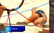 Νέος τραυματισμός στο Survivor (video)