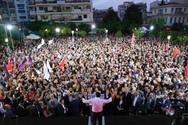 Τσίπρας από Αγρίνιο: 'Η Ελλάδα δεν θα γυρίσει πίσω, στα σκληρά χρόνια του ΔΝΤ' (φωτο)
