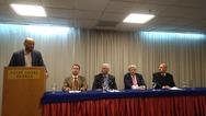 Πάτρα - Μεγάλη επιτυχία σημείωσε η κεντρική προεκλογική εκδήλωση του Φωκίωνα Ζαΐμη (φωτο)