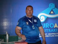 Γιώργος Χαραλαμπόπουλος - Δεν τα κατάφερε στο πανευρωπαϊκό πρωτάθλημα χειροπάλης 2019 (φωτο+video)