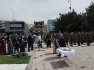 Ο Κ. Σπαρτινός στις εκδηλώσεις για την ημέρα μνήμης της Γενοκτονίας των Ελλήνων Ποντίων