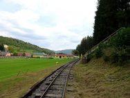 Τρένο περνά μέσα από γήπεδο ποδοσφαίρου στη Σλοβακία (video)