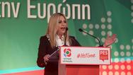 Φώφη Γεννηματά: 'Προοδευτική αλλαγή για να γυρίσει σελίδα η χώρα'