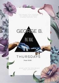 George B at Pas Mal