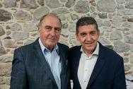 Πάτρα - Στο πλευρό του Γρηγόρη Αλεξόπουλου και ο καθηγητής Πανεπιστημίου Παναγιώτης Γκούμας