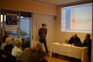 Πάτρα - Πραγματοποιήθηκε στην ΚοινοΤοπία η συζήτηση για τον Προαστιακό (φωτο)