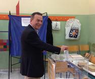 Στο 17ο Γυμνάσιο Πατρών θα ψηφίσει ο Χρήστος Πατούχας