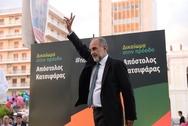 Απόστολος Κατσιφάρας: 'Είμαστε ένας δυνατός συνδυασμός'