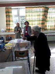 Ψηφοφόρος ετών... 103 στα Ιωάννινα