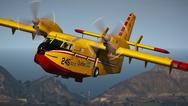 Δυτική Ελλάδα: Πότε φτάνουν τα δύο Canadair στην βάση της Ανδραβίδας;