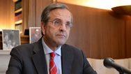 Αντώνης Σαμαράς: 'Ο Τσίπρας πρέπει να πάει σε πρόωρες εκλογές'