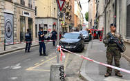Γαλλία - Σύλληψη υπόπτου για την έκρηξη στη Λιόν