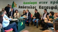 Απόστολος Κατσιφάρας: 'Το αποτέλεσμα της πρώτης Κυριακής μας δίνει δύναμη και αισιοδοξία'