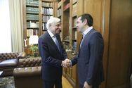 Tην Κυριακή στον Παυλόπουλο ο Τσίπρας για άμεση προκήρυξη εκλογών