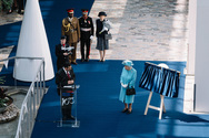 Η βασίλισσα Ελισάβετ παρέστη στα κεντρικά της British Airways