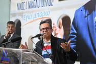 Νίκος Νικολόπουλος: 'Στήριξη του Γρ. Αλεξόπουλου χωρίς αντάλλαγμα'