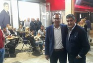 Γρ. Αλεξόπουλος - Θ. Μπαρής: Στήριξη του νέου δήμαρχου Ερυμάνθου στον Υποψήφιο Δήμαρχο Πατρέων