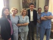 Πάτρα: Επίσκεψη του Γρ. Αλεξόπουλου σε Κωνσταντοπούλειο, ΜΕΡΙΜΝΑ και Κιβωτό της Αγάπης (φωτο)