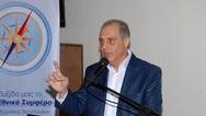 Κυριάκος Βελόπουλος: 'Να χτίσουμε τείχος και ναρκοπέδιο στον Έβρο'