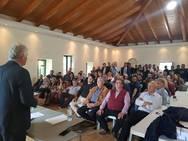 Η παράταξη «Όραμα για τη Δυτική Αχαΐα» πραγματοποίησε την πρώτη της συνάντηση