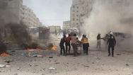 10 άμαχοι σκοτώθηκαν από αεροπορικές επιδρομές στη Συρία