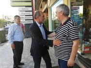 Απόστολος Κατσιφάρας: 'Πάμε στο αύριο με εφόδια τη συνεργασία, την εμπιστοσύνη και την αλληλεγγύη' (φωτο)