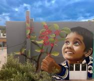 Τοιχογραφία για τις 102 ψυχές που χάθηκαν στο Mάτι!