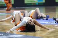 Μιρένια Παπαδιονυσίου - Η cheerleader του Προμηθέα Πατρών, που κλέβει την παράσταση!
