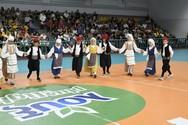 Πάτρα - Με επιτυχία το 8ο Φεστιβάλ Παραδοσιακών Χορών των Δημοτικών Σχολείων (φωτο)