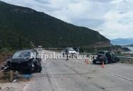 Δυτική Ελλάδα: Θανατηφόρο τροχαίο στην εθνική οδό Ναυπάκτου – Ιτέας