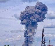 Ρωσία: Ισχυρές εκρήξεις με πολλούς τραυματίες σε εργοστάσιο