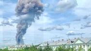 Κατασβέστηκε η πυρκαγιά στο ρωσικό εργοστάσιο Κριστάλ - 79 οι τραυματίες