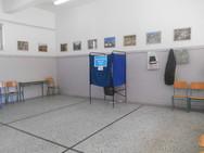 Μεγάλη η αποχή στα εκλογικά τμήματα της Πάτρας - Δείτε φωτογραφίες