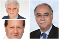 Οι τρεις υποψήφιοι που προηγούνται σε Αίγιο, Δυτική Αχαϊα και Καλάβρυτα