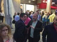 Γρ. Αλεξόπουλος: 'Συγχαίρω τον Κώστα Πελετίδη για τη νίκη του' (φωτο)