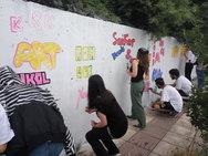 Συνεχίζονται τα εκπαιδευτικά προγράμματα του 4ου Διεθνούς Street Art Festival Patras!