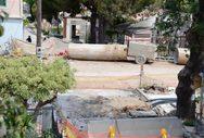 Πάτρα: Αποκλεισμένος ο Άγιος Βασίλειος λόγω των εργασιών για τον σιδηρόδρομο