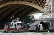 Ουγγαρία - Βρέθηκε σορός 100 χλμ. από το σημείο του ναυαγίου στον Δούναβη