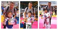 Οι λιλιπούτειοι αθλητές του Fight Club Patras, συμμετείχαν στο Champions Kids Cup!